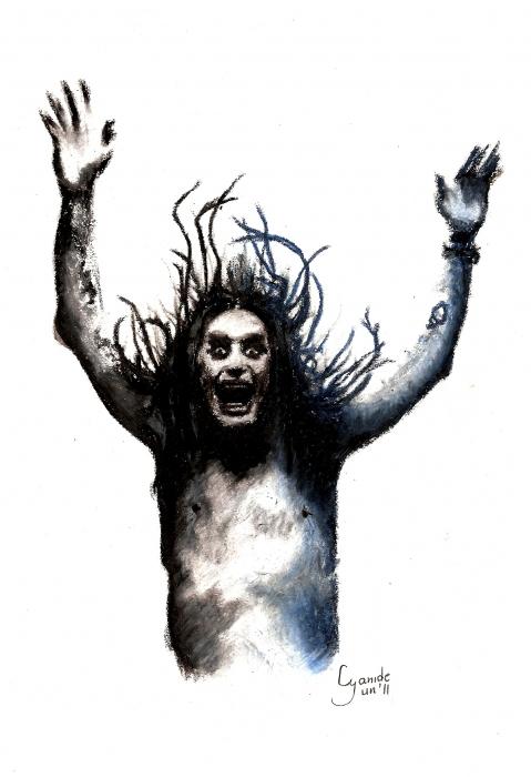 Ozzy Osbourne by cyanidesun
